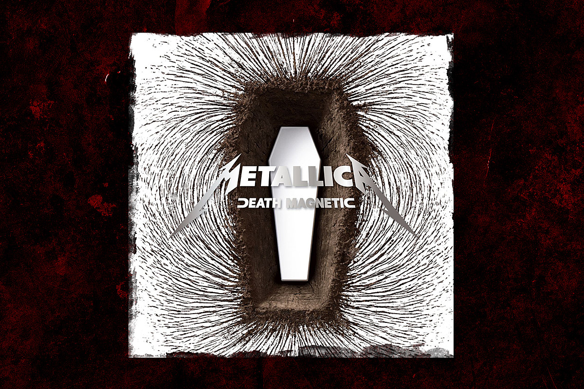 11 Years Ago: Metallica Release 'Death Magnetic'