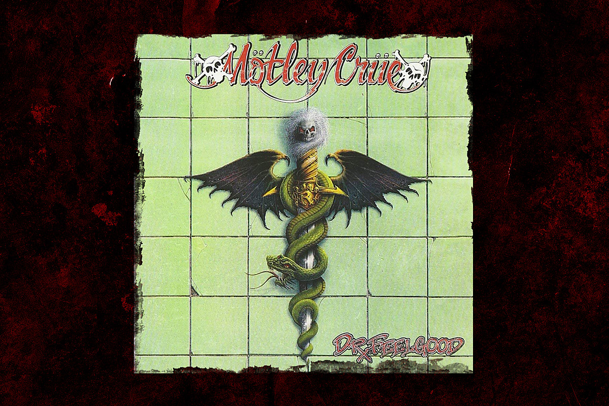30 Years Ago: Motley Crue Release 'Dr  Feelgood'