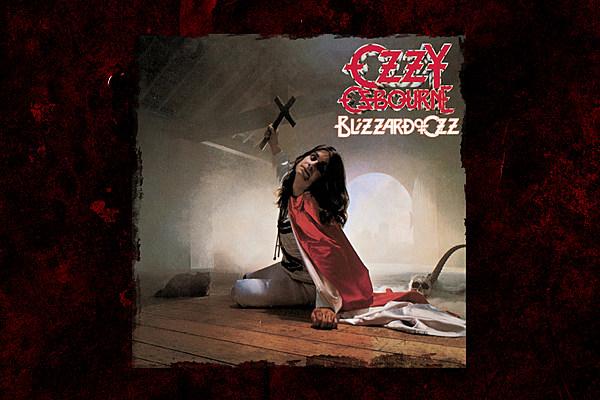 38 Years Ago  Ozzy Osbourne Releases  U0026 39 Blizzard Of Ozz U0026 39