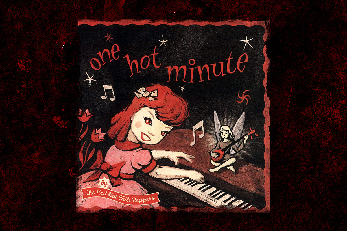 Red Hot Chili Peppers One Hot Minute 25 Years Ago: Red Hot Chili Peppers Release 'One Hot Minute'