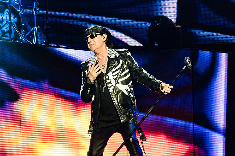 Klaus Meine Has Kidney Stone Surgery, Scorpions Postpone Show