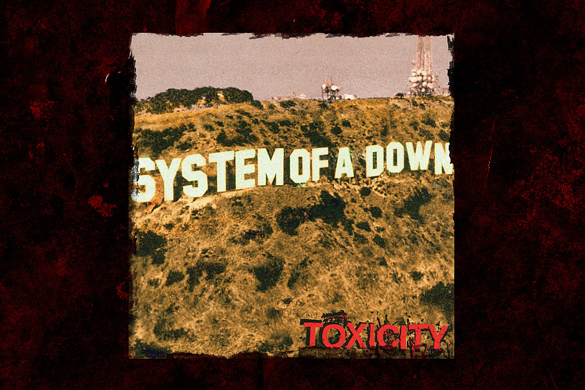 18 Years Ago: System of a Down Unleash 'Toxicity'