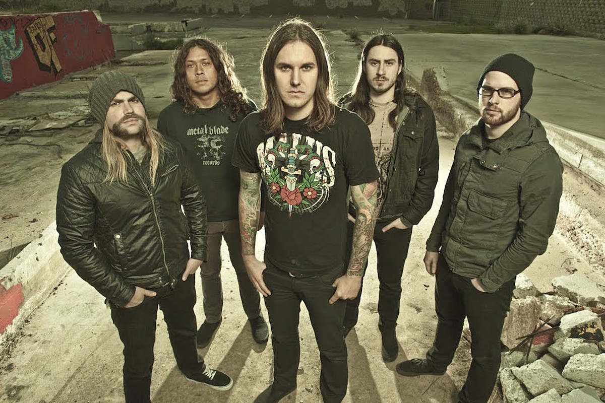 As I Lay Dying Reunion