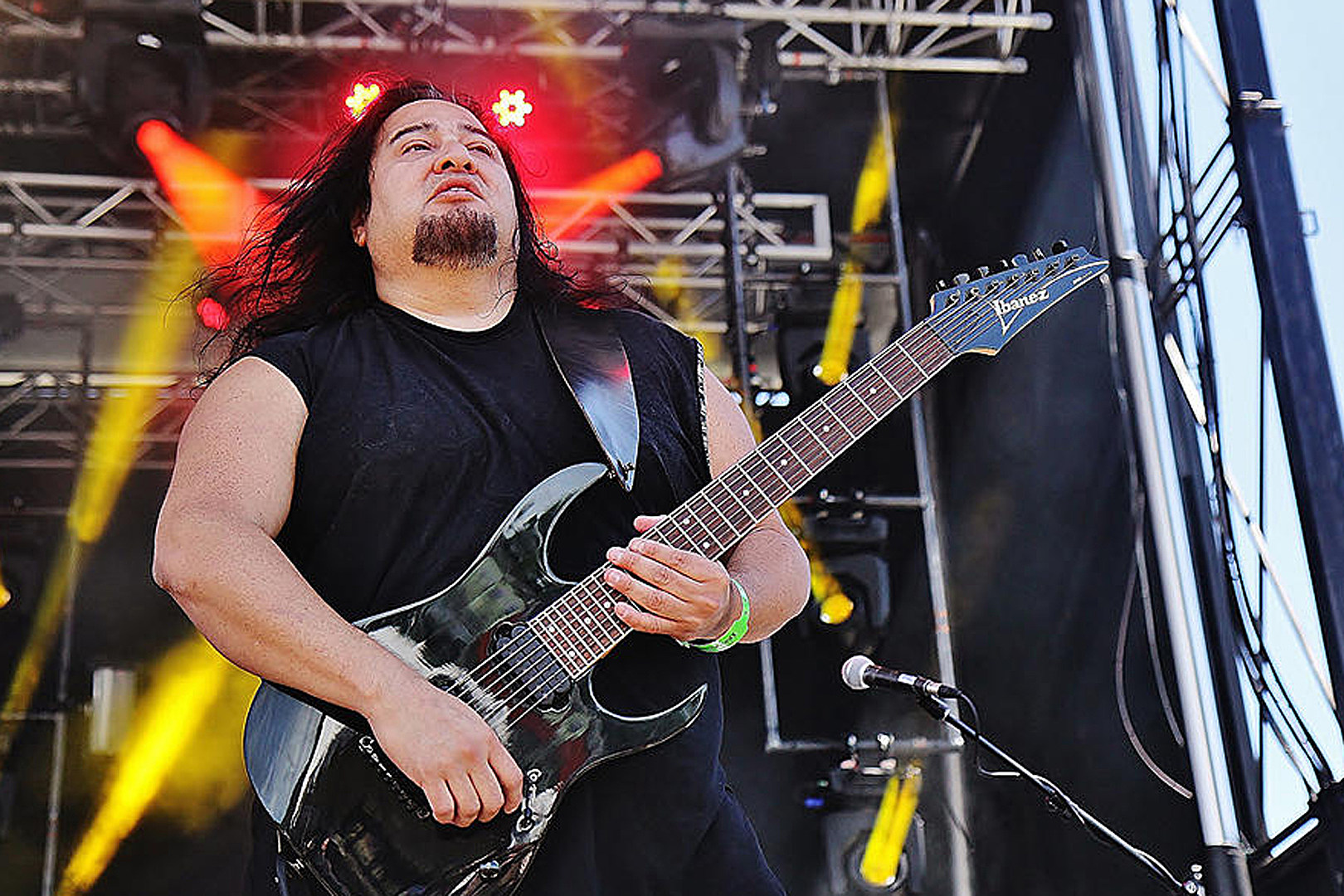 Dino Cazares - 'I Bleed, Live and Die for Fear Factory'