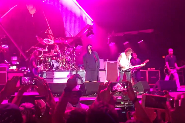 Foo Fighters Welcome Joe Perry Liam Gallagher More At