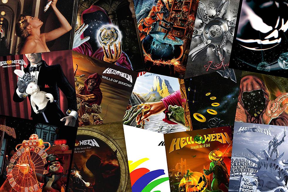 Helloween Albums Ranked