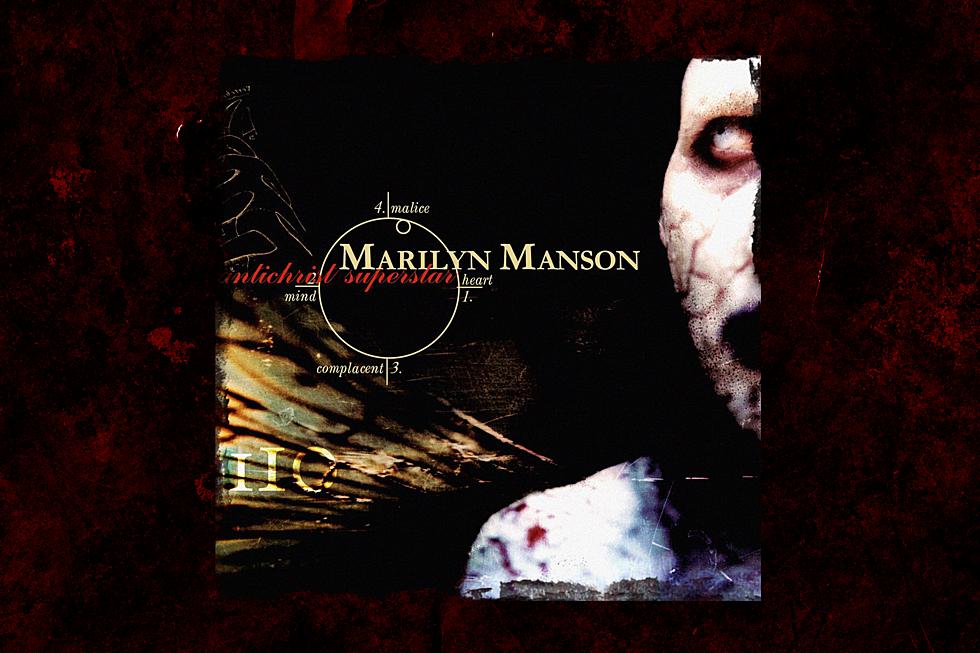 24 Years Ago: Marilyn Manson Releases 'Antichrist Superstar'