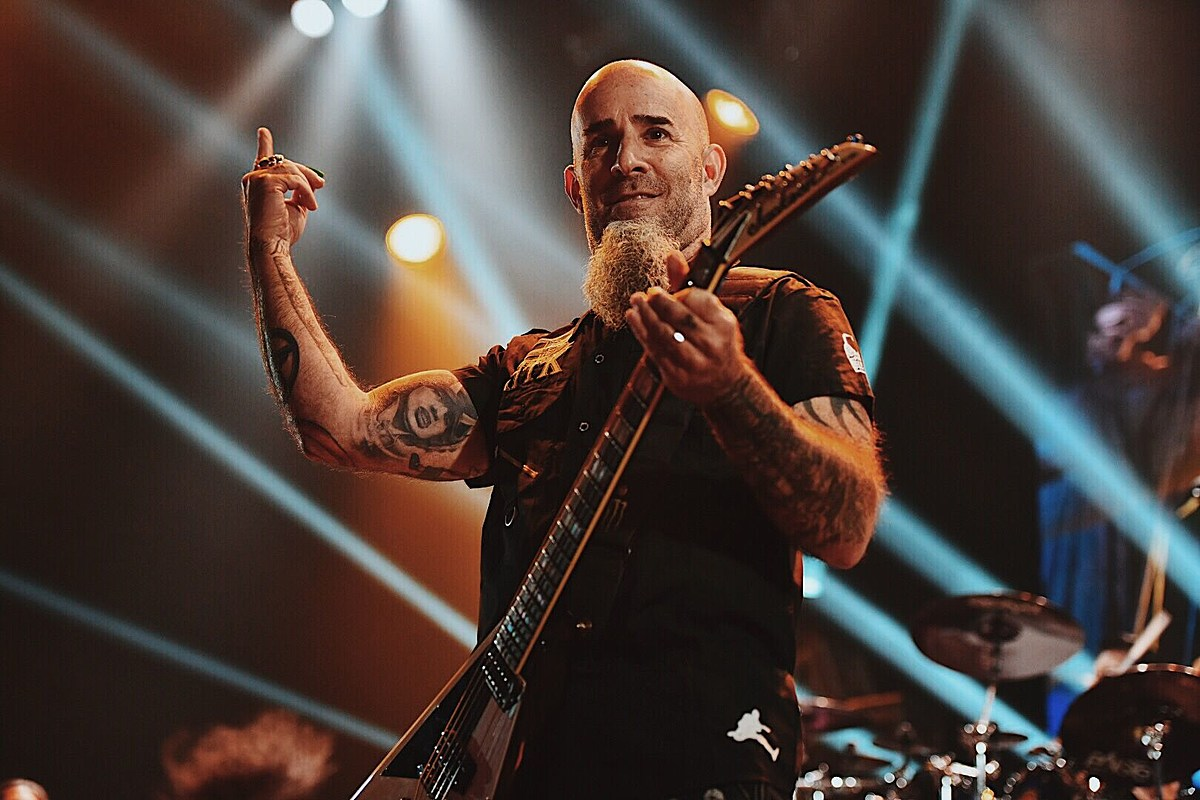 Photo Oct 24 10 04 43 PM preview Anthrax's Scott Ian Names His Favorite Movie Monster
