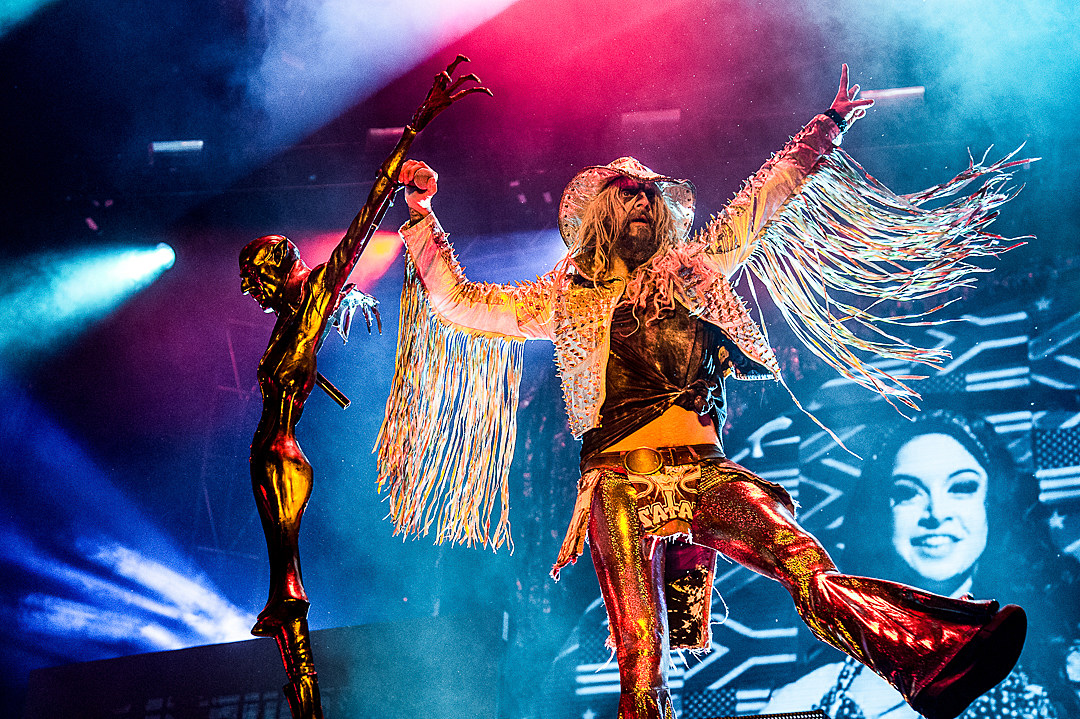 a6dc575d62ef4 Rob Zombie Finishes 'Complex' New Album, Confirms 2019 Release