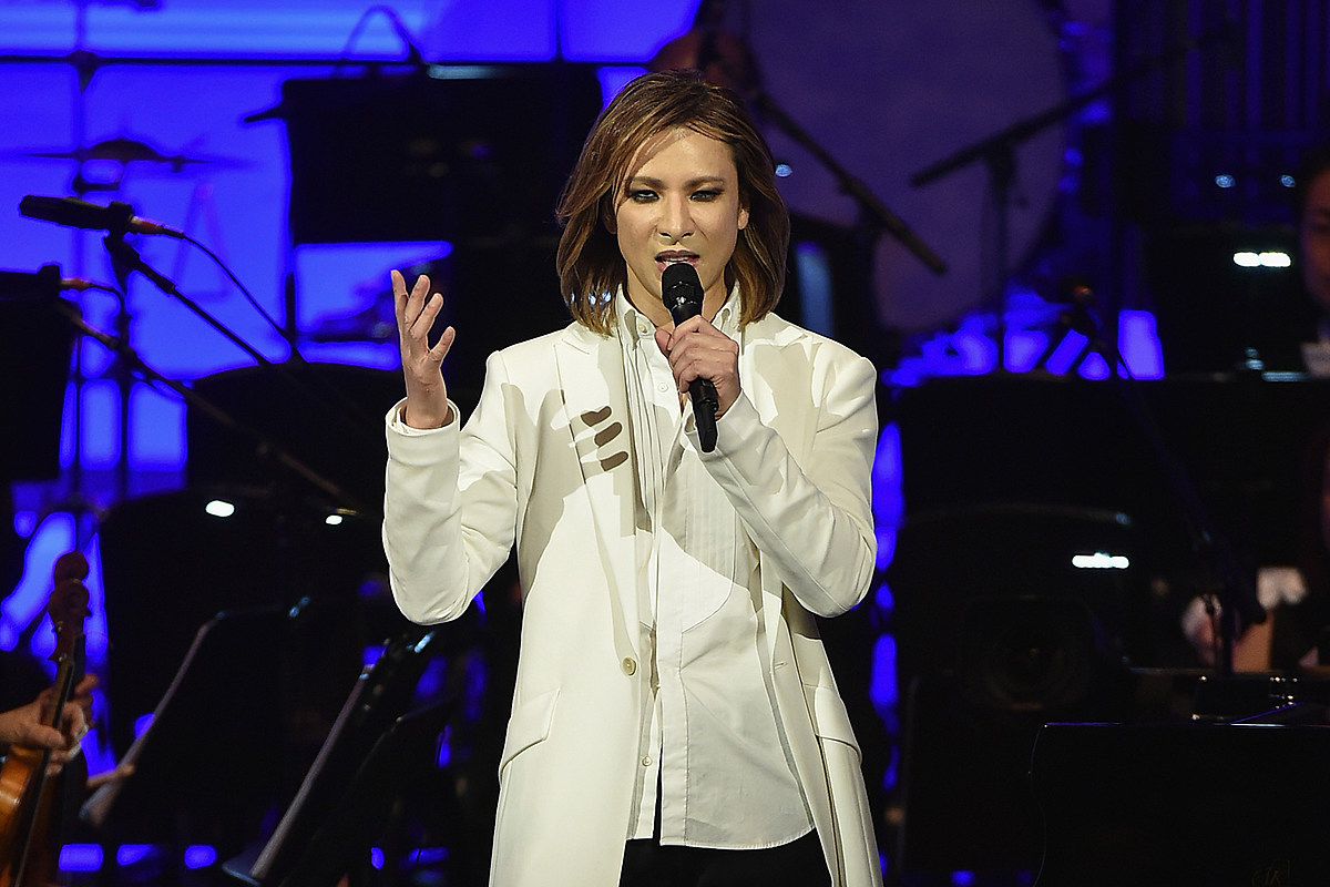 X Japan's Yoshiki Donates $94,000 for Victims of Kyoto Animation