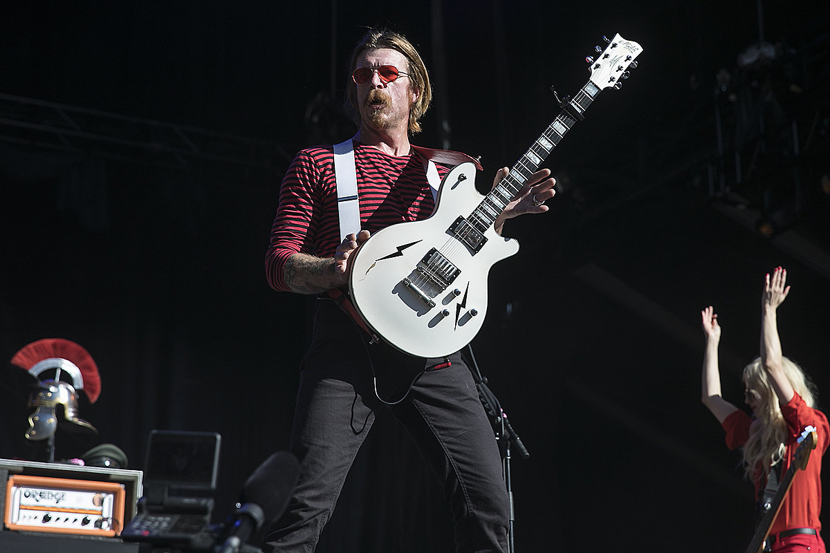 Eagles of Death Metal Cover Mary J. Blige + More for New Album