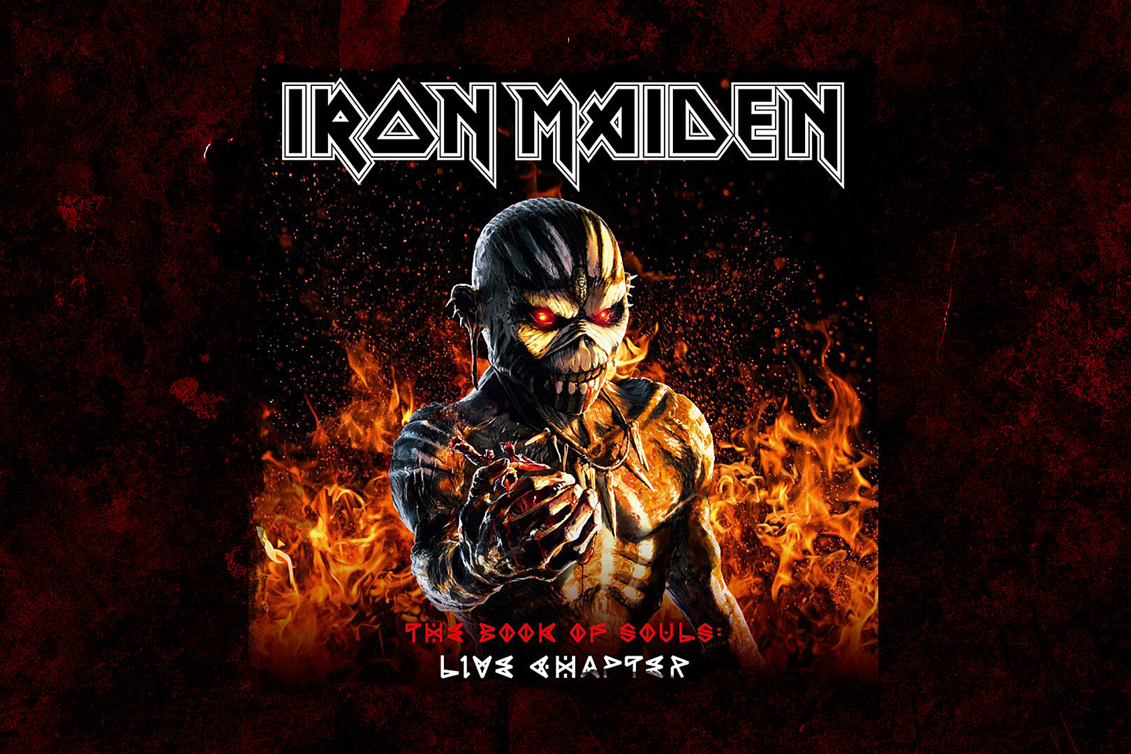 Iron Maiden Book Of Souls Tour 2020 Iron Maiden, 'The Book of Souls: Live Chapter'   Album Review