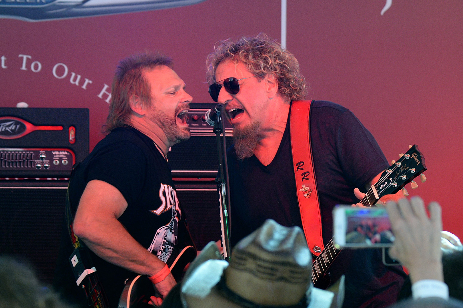 1be863b37e5 Sammy Hagar  Van Halen Contacted Michael Anthony About Reunion