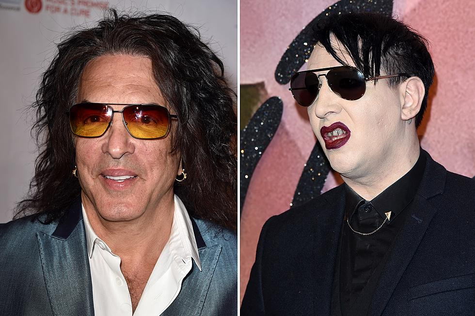 Paul Stanley Calls Marilyn Manson 'Pathetic' for Covering