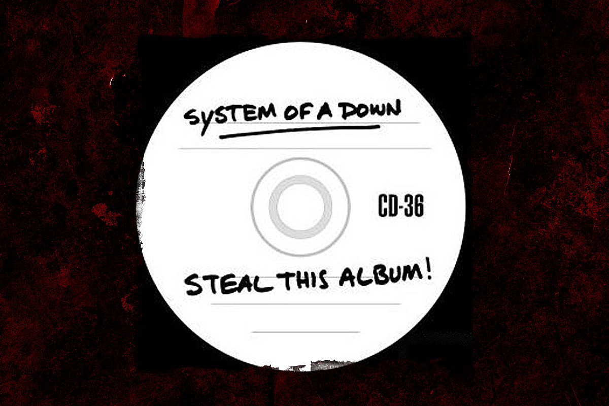18 лет назад: System of a Down Release 'Steal This Album'
