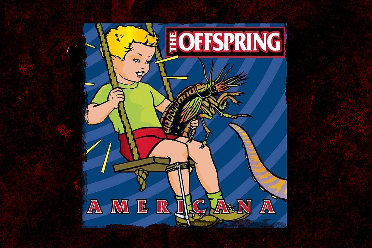 21 Years Ago: The Offspring Release 'Americana'