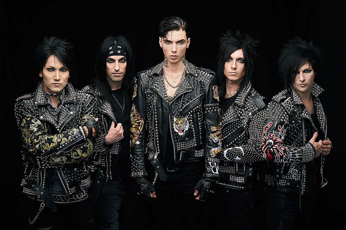 Black Veil Brides to Re-Record Debut Album We Stitch These Wounds
