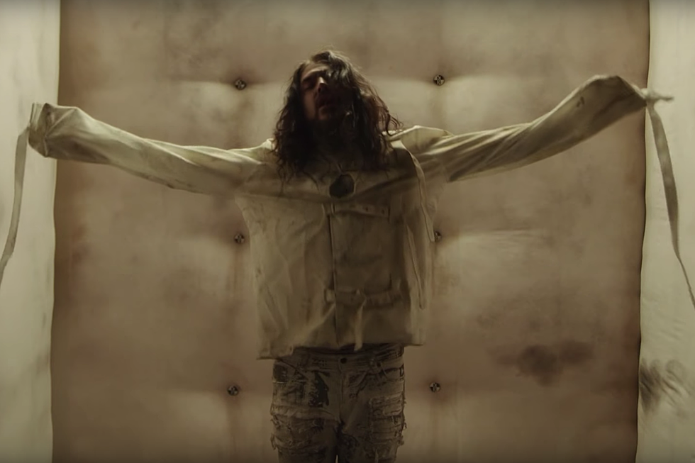 A Padded Cell Offers 'Catharsis' for Machine Head in New Video