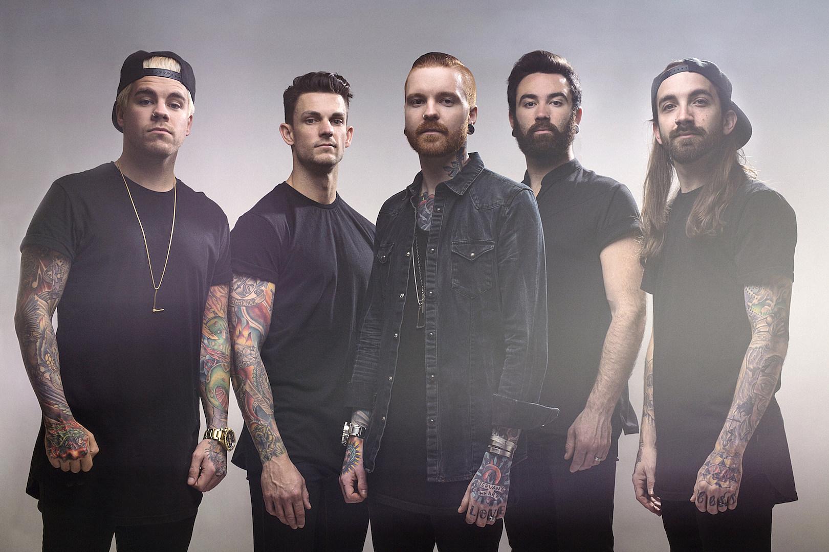 Memphis May Fire Cover Linkin Park's 'Faint'