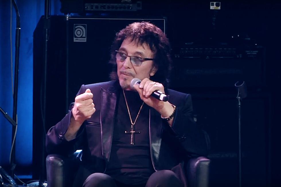 Black Sabbath's Tony Iommi: How I Chopped My Fingers Off