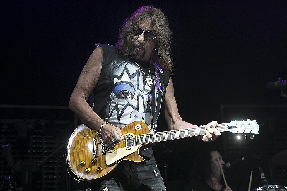 Ace Frehley Announces 2016 U S Tour Dates