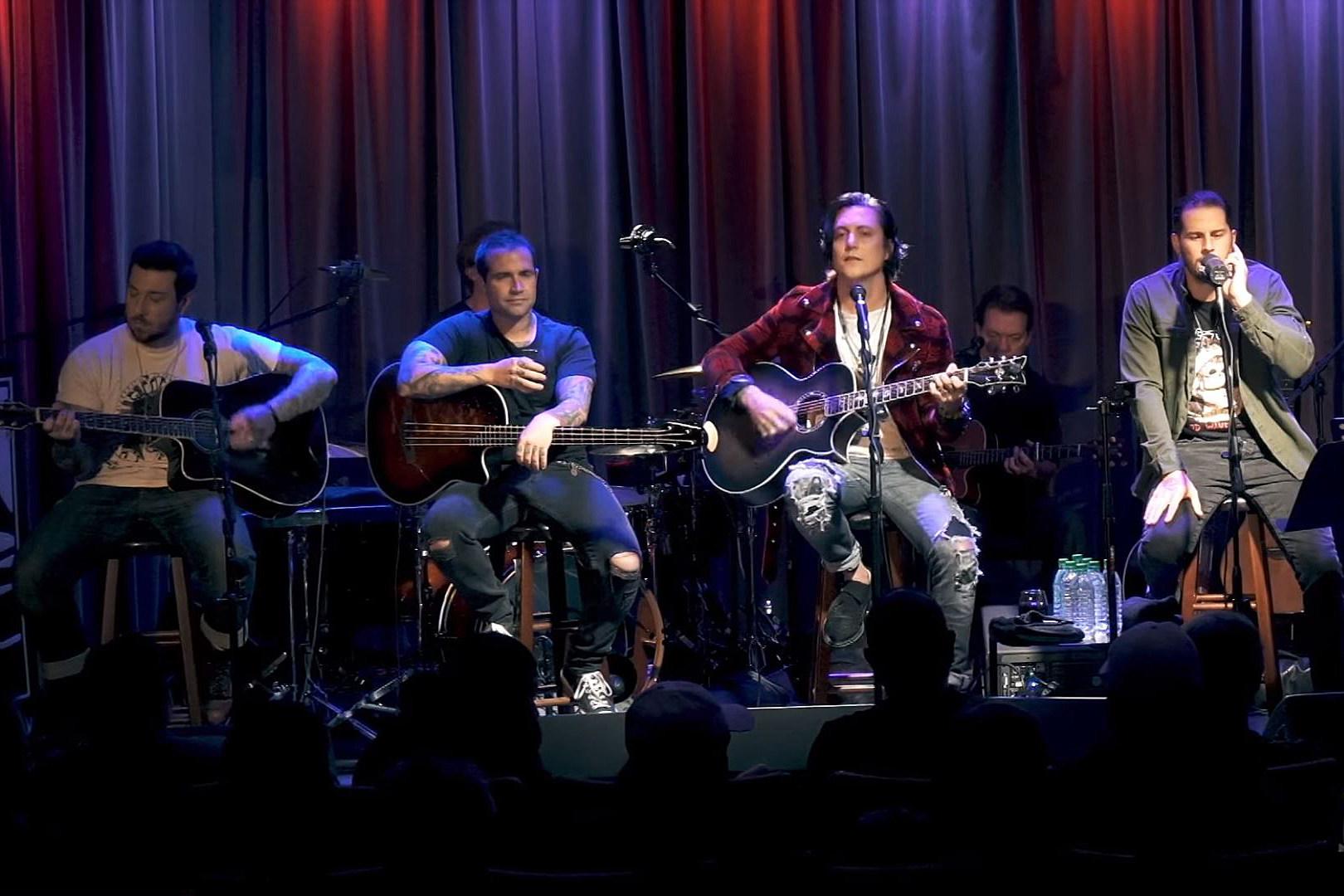 Avenged Sevenfold Unplug for 'Roman Sky' Acoustic Video
