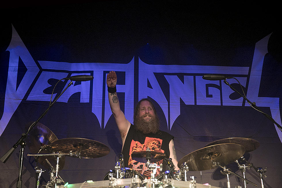 Death Angel Drummer: I Visited Hell, Saw Satan in COVID-19 Coma