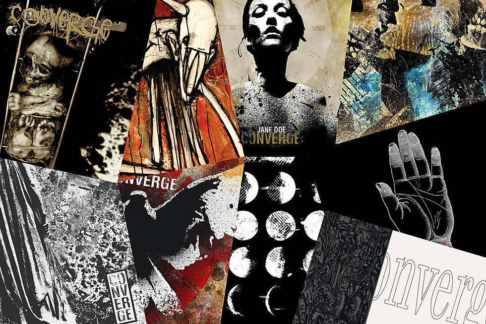 Converge Albums Ranked