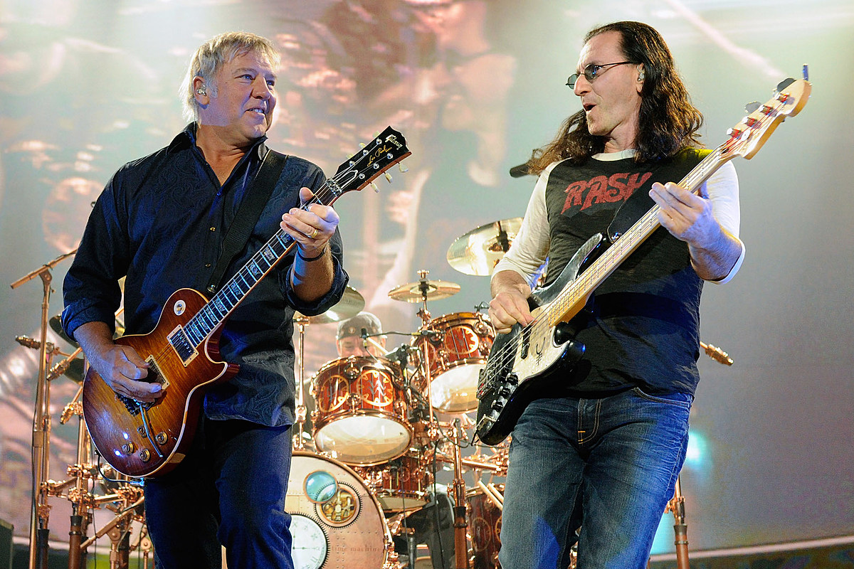 Rush Share Heartfelt Thanks for Support After Neil Peart's Death