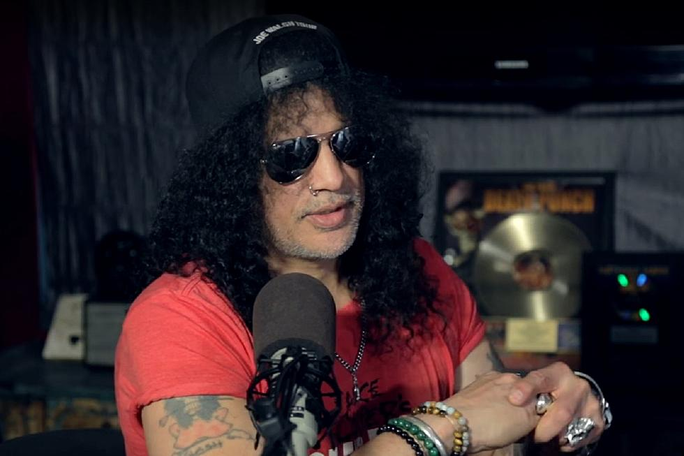 Slash Recalls Reconnecting With Axl Rose: It Was Very Cathartic
