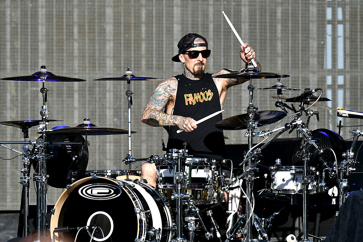 Travis Barker Reveals Plans for Documentary About His Life