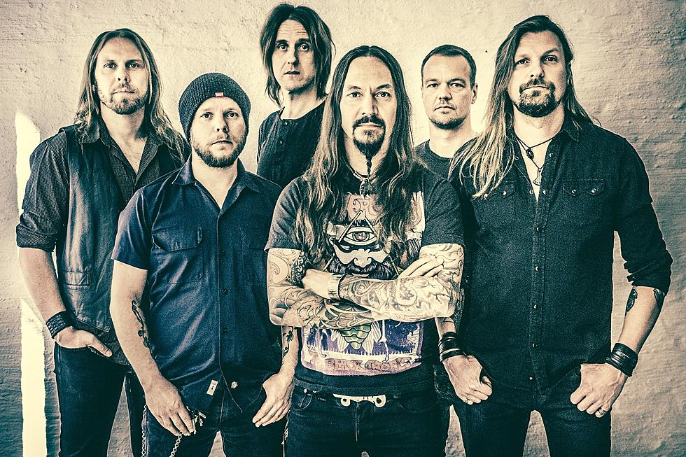 Amorphis and Dark Tranquility Announce 2018 Co-Headlining Tour