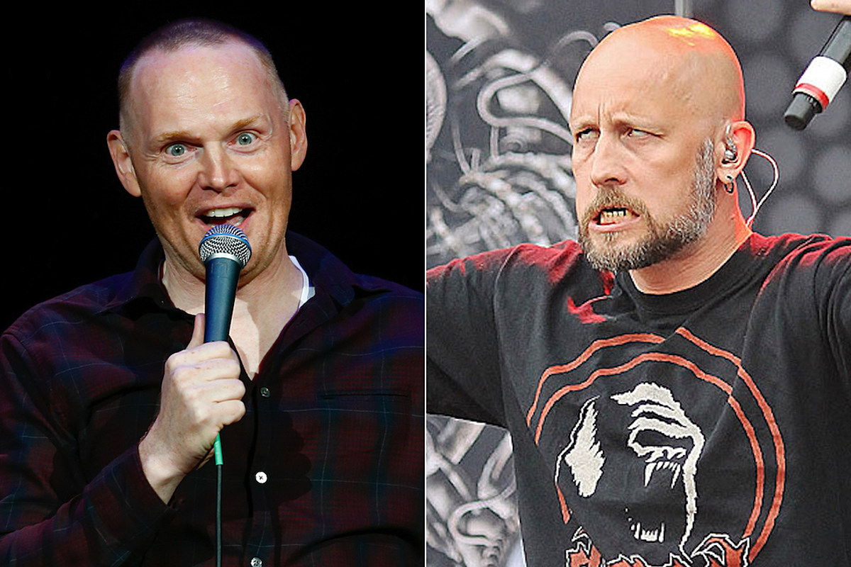 Bill Burr On Meshuggah Live They Re F King Unbelievable