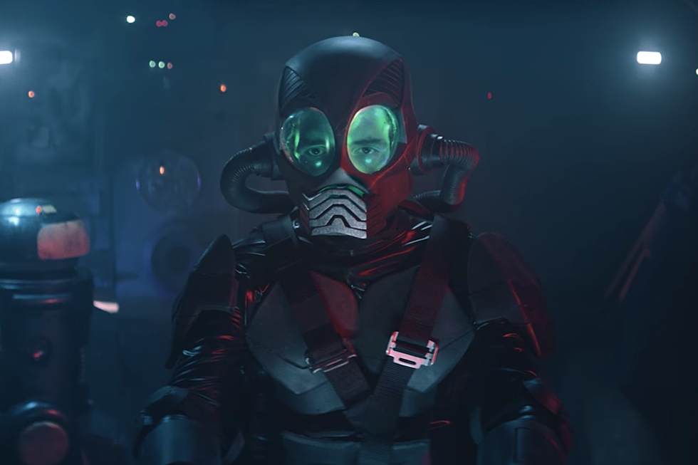 Brendon Small's Galaktikon Oozes Sci-Fi in 'Nightmare' Short Film