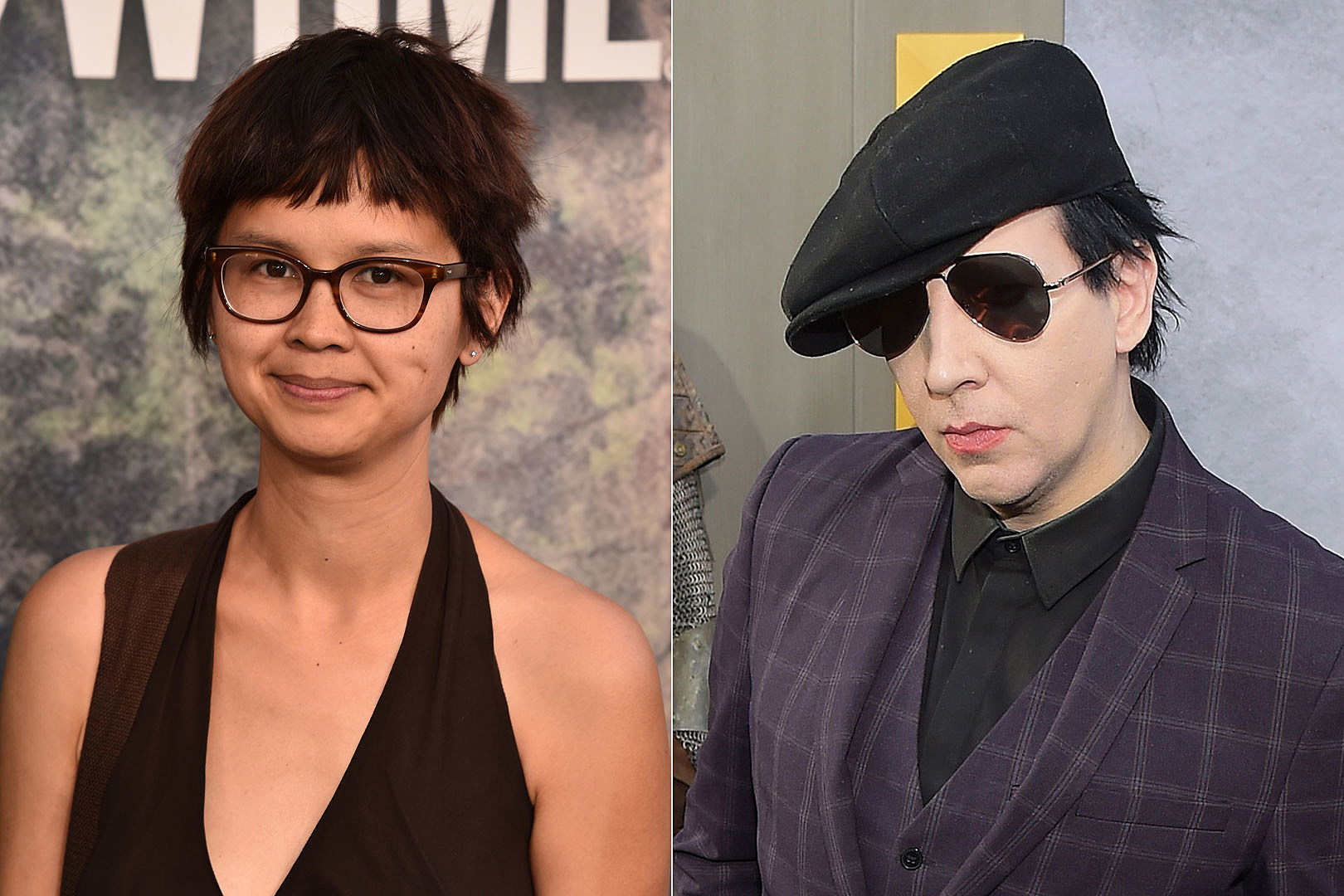 Actress Charlyne Yi Accuses Marilyn Manson Of Harassment