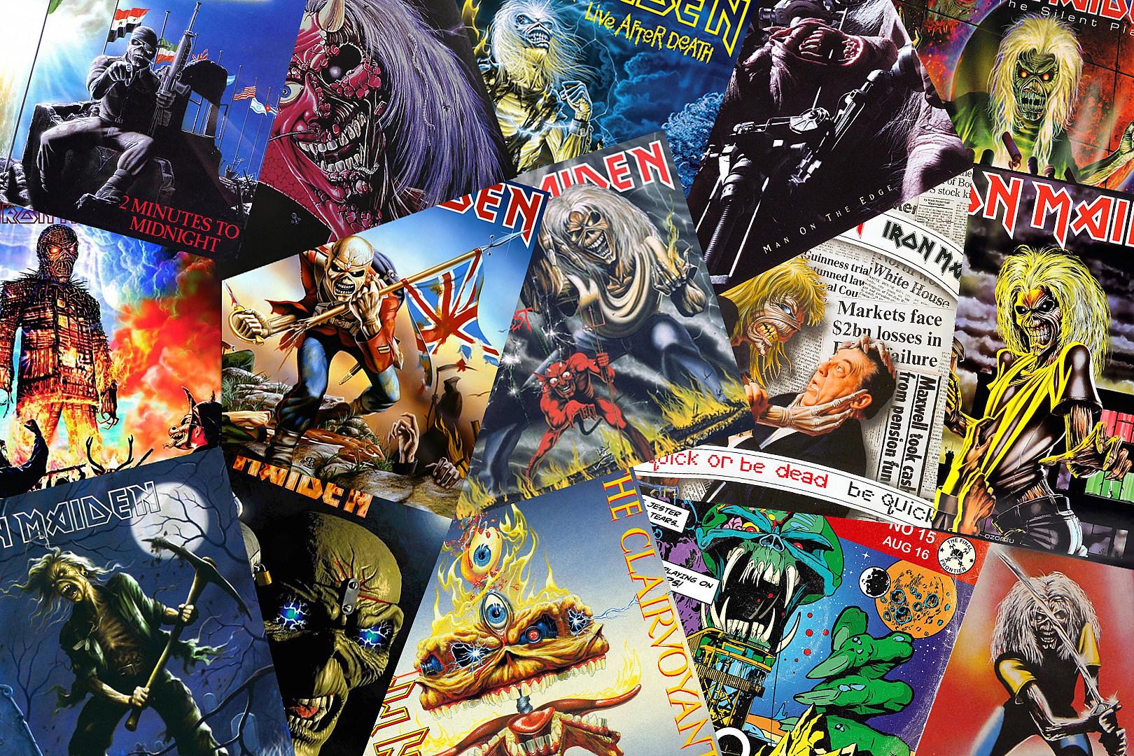 Iron Maiden's Eddie: Nearly 40 Years of Metal's Best Mascot