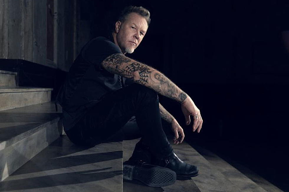 Watch James Hetfield in Trailer for Serial Killer Movie