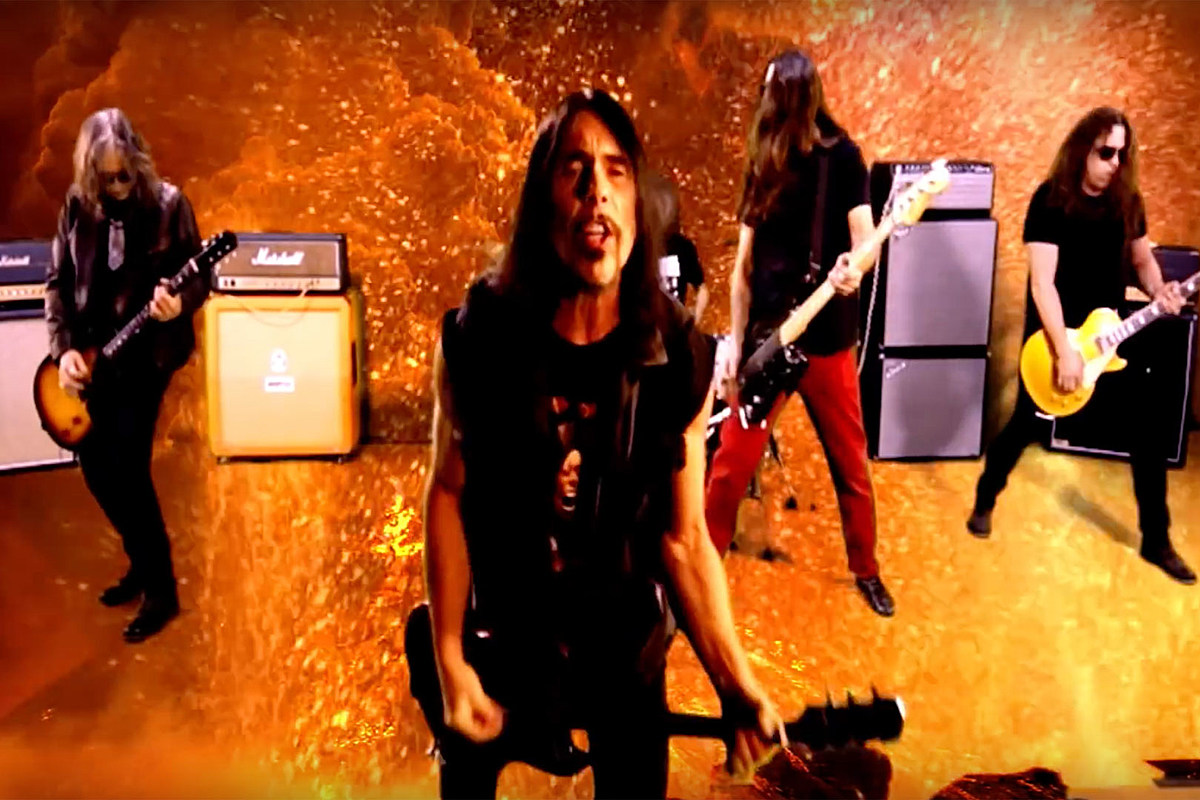 Monster Magnet Cancel Tour Over Dave Wyndorf Tonsil Surgery