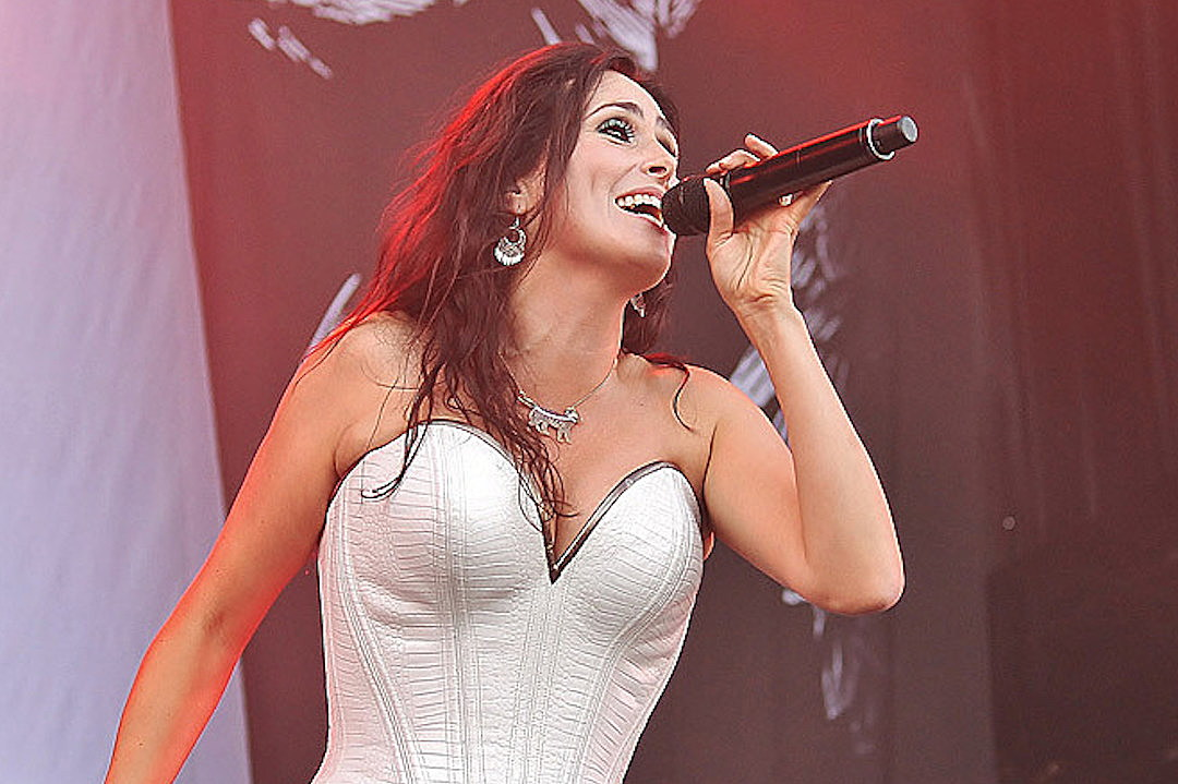 Within Temptation's Sharon den Adel: Band Would Be Done If I