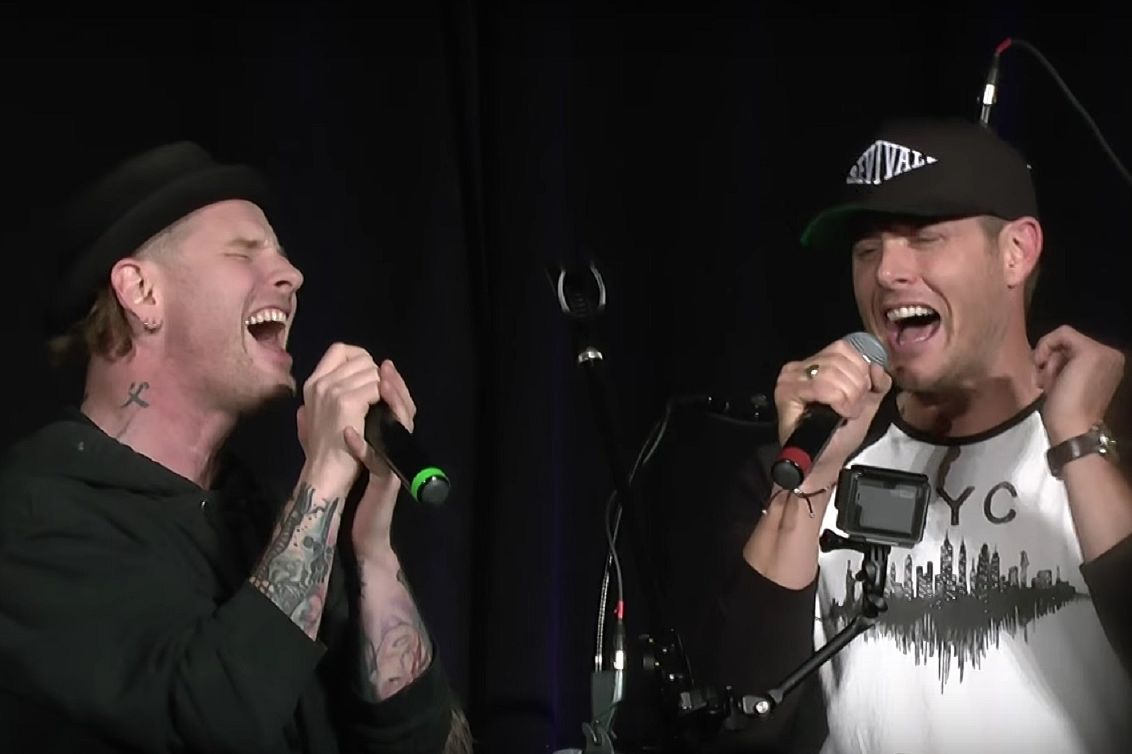 Watch Corey Taylor Join 'Supernatural' Onstage for Bon Jovi Cover