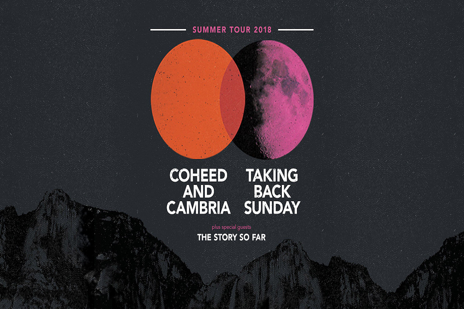 Coheed And Cambria Tour Dates 2020 Coheed and Cambria + Taking Back Sunday Announce Summer Tour