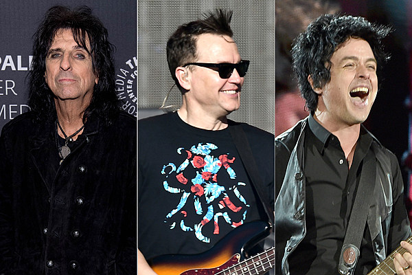 Alice Cooper, Blink-182 + Green Day React to Mean Tweets