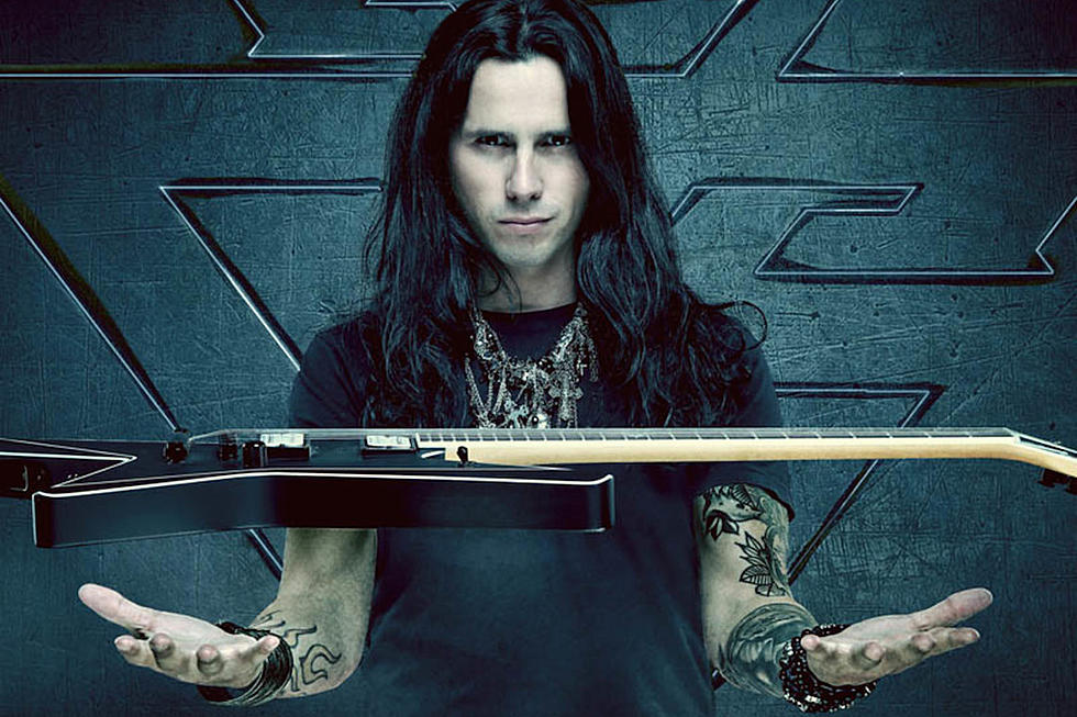 Gus G  Lets it Rip on 'Letting Go' Off New Album 'Fearless'