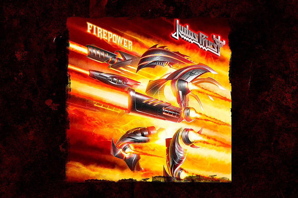 Judas Priest's 'Firepower' Marks a Creative Peak - Album Review