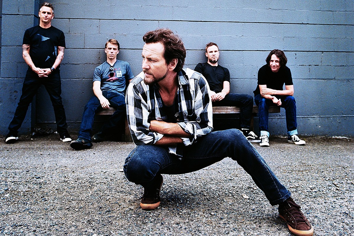 Pearl Jam Appear to Be Teasing an Upcoming Announcement