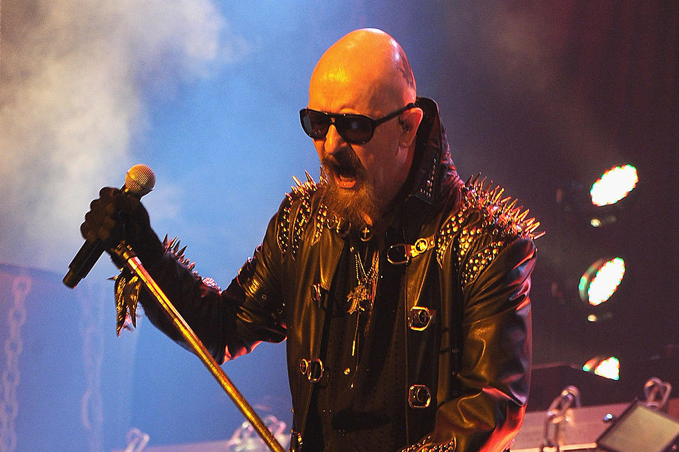 Rob Halford Debuts Punky Hark The Herald Angels Sing Cover