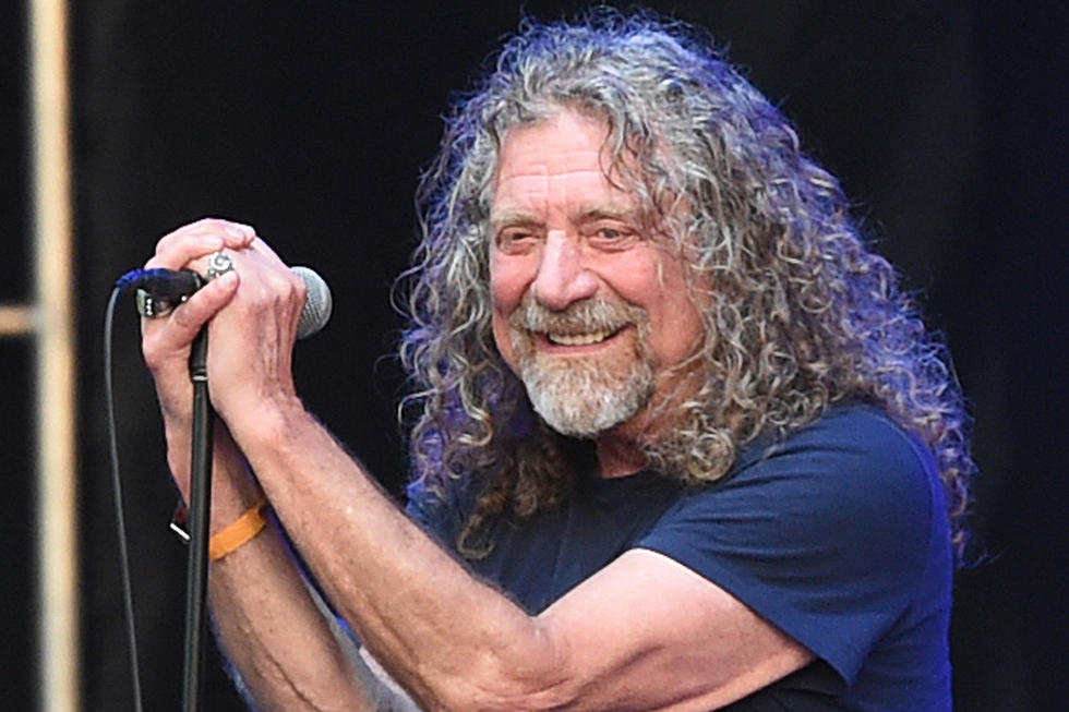 Robert Plant Discusses Reluctance for Led Zeppelin Reunion