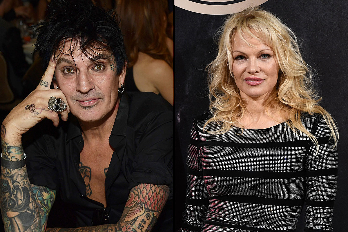 Pam anderson and tommy lee videos