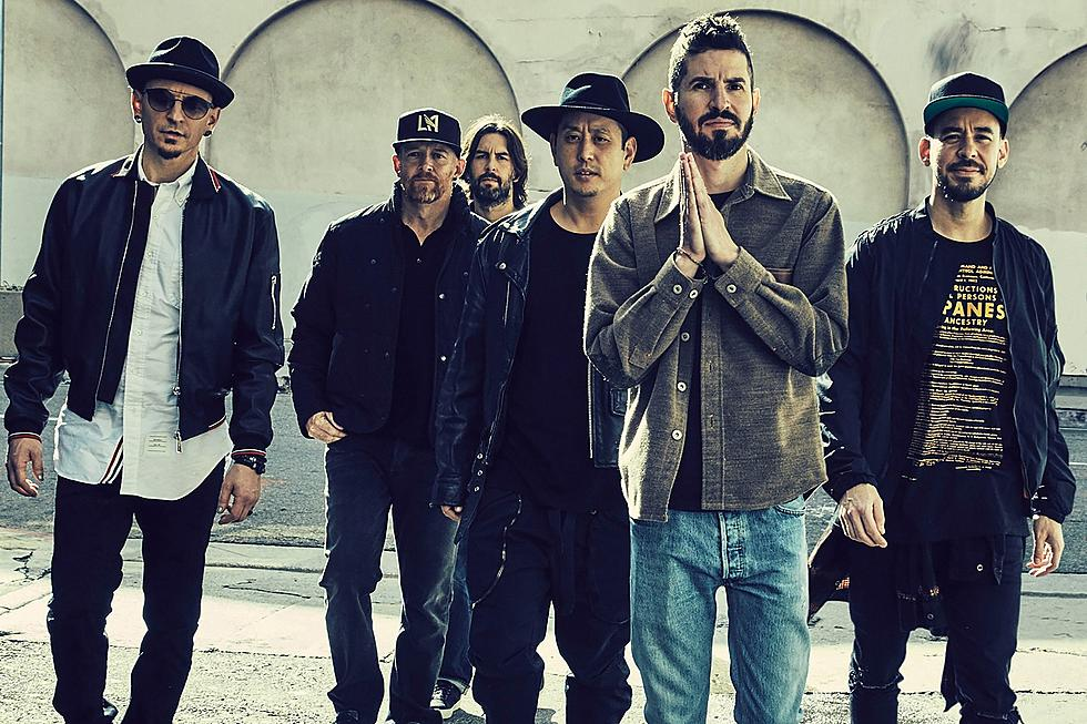 Linkin Park's 'Numb' Clip Exceeds One Billion YouTube Views