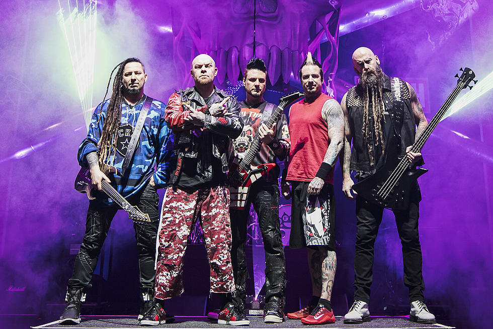 Five Finger Death Punch Drummer Jeremy Spencer Leaves Band